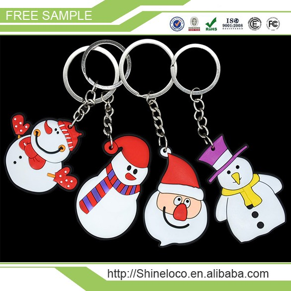 Promtional Gifts Keychain for Christmas Gift