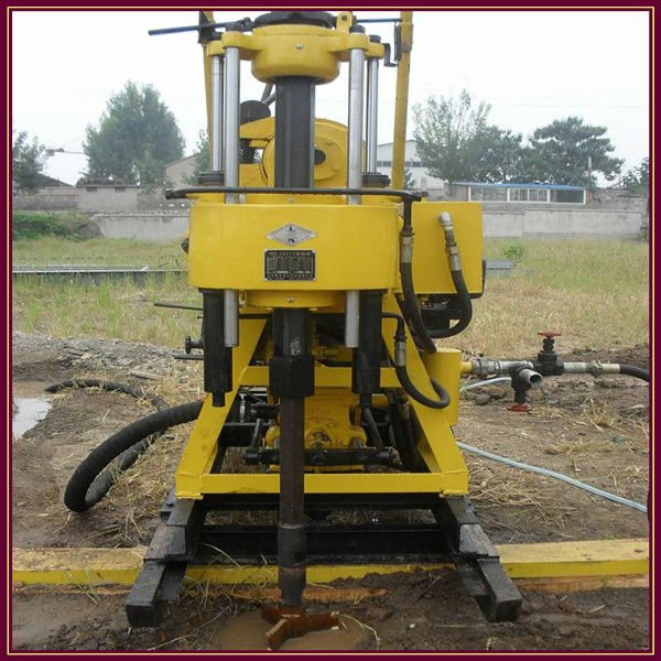 mobile drilling rig for oil well digging HF-200