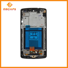 Competitive price mobile display for LG nexus 5 d820 lcd touch screen assembly mobile phone lcd for LG nexus 5 d820 5.2inch