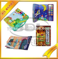 Music pad/voice pad/sound pad used for children electronic books