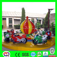 fun fair rides manufacturer! Limeiqi high quality motorcycle for kids