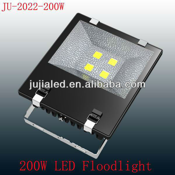 Zhong Shan JU-2022-200W led projection lighting,200W Floodlights,led flood light 200W