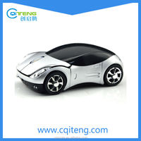 Promotional Wireless Mouse Car Shape Mouse