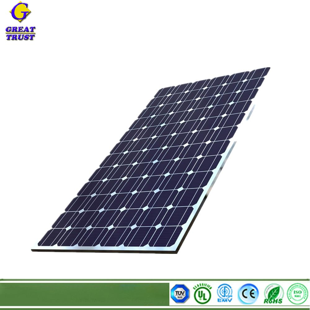 Brand new base type 230w solar panel price for end users