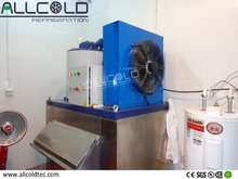 1T per day industrial snow flake ice making machine for home use