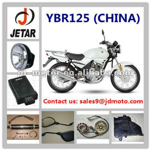 Excellent Performance YBR125 motorcycle spare parts