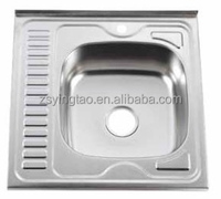 Zhongshan Kitchen Sink Stainless,Square Water Trough -YTS6060A