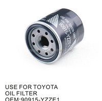 TOYOTA Engine Oil Filter 90915-YZZE1 With Manufacturer