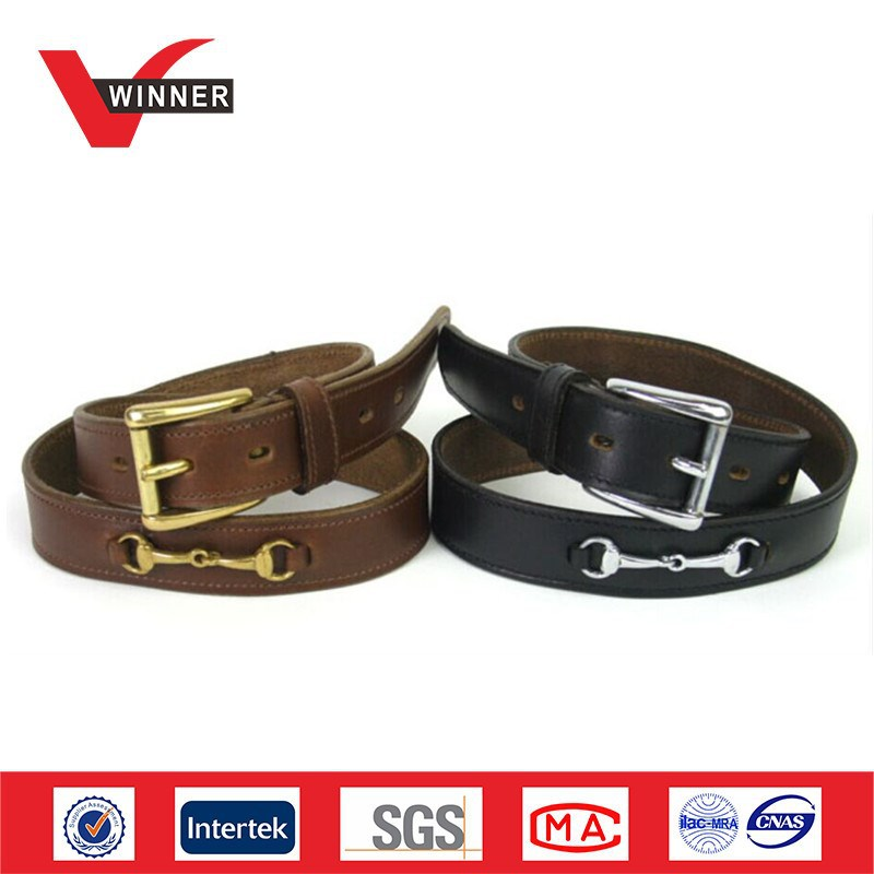 2015 Genuine Leather Western Equestrian Belts