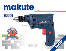 makute 260w 6.5mm electric manicure pedicure nail drill ED001