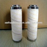 Replacement pall filter cartridge for hydraulic hose for oil filtration devices