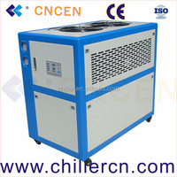 Air Cooled Chiller for Single Wall Corrugated Pipe Extrusion Line