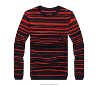 top 10 branded new design beautiful sweater 100% cotton crew neck mens knitwear