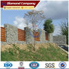 gabion box security gabion mountain protecting,stone cage wire mesh,cost of gabion baskets