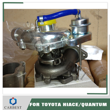 High Quality 17201-0L030 1KD Turbo Charger for Toyota Hiace Quantum 2005-Up