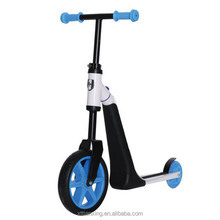 new arrival 3 in 1Aluminum alloy stunt scooter 2 wheel balance scooter