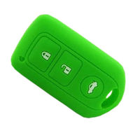 VW keyless remote control blank car key case in variety colors
