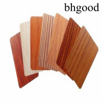 Solid colors waterproof hpl compact laminate wall papers