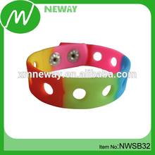 New Hot Sale Adjustable Silicone Wristband