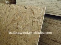 Poplar Core OSB(Oriented Strand Boards) for Construction