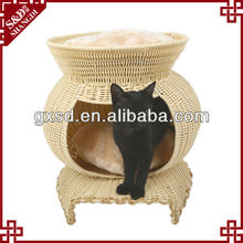 Eco-friendly handmade unique cheap indoor cat house