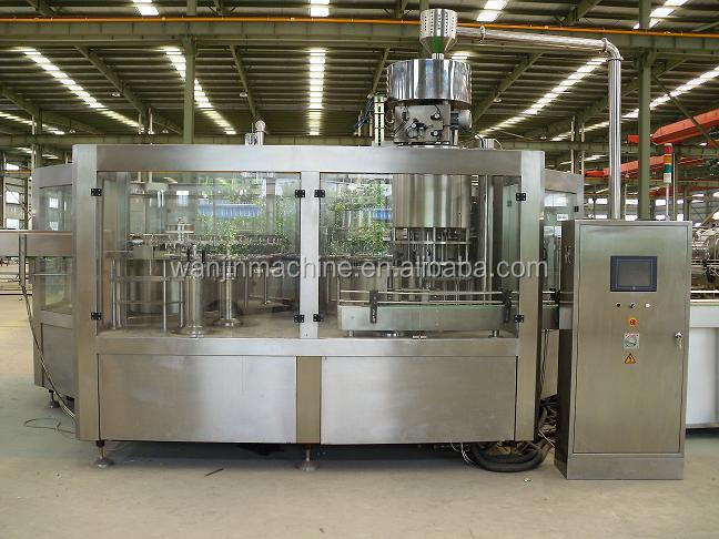 Full automatic good price water processing and packaging equipment
