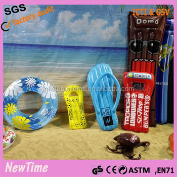inflatbale beach items water float