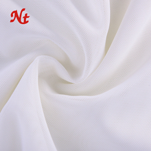 70D 93Polyester 7Spandex Tricot Mesh Fabric with Soft Hand Feels for Sportswear Underwear Bra Shapewear