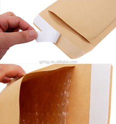 Manufacturer bubble envelopes wrap mailing mailer bag/poly mailer H-E001hot sale with cheap price