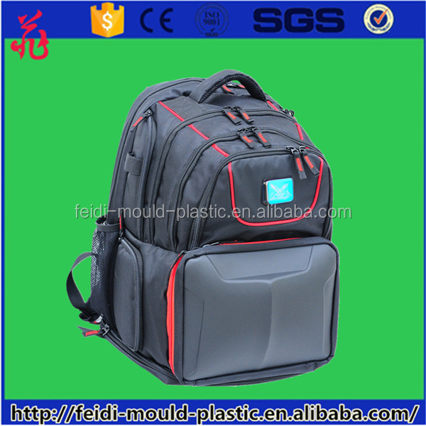2016 High Quality Fashion 6 Meal Insulated Backpack Cooler Lunch Bag