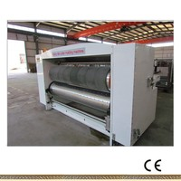 Manual operate High Quality Carton Machinery Semi-auto Rotary Die Cutting Machine