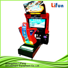 japanese arcade machines racing car Maxn TT two players video simulator game for sale