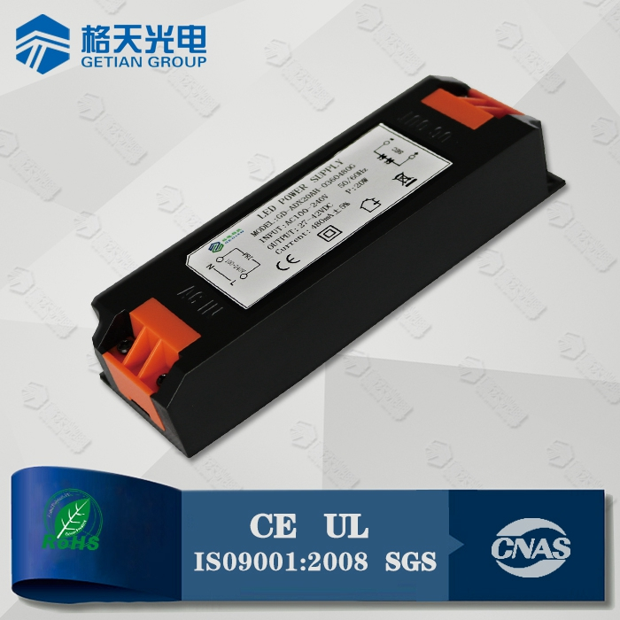 3 years warranty UL approved 40w 1500ma constant voltage 28v led driver