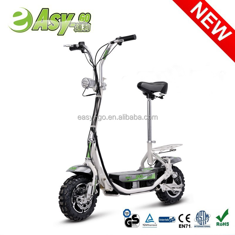 2015 Uberscoot EVO 800W electric scooter with Hub motor and CE/EEC certificate hot on sale