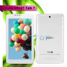 Cheapest tablet pc ultra slim android 4.2 GPS Cube talk 7 dual core U51GT