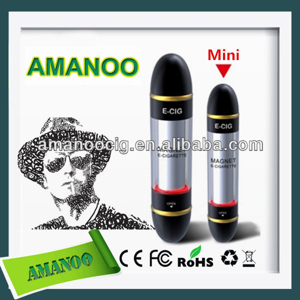 Fashionable And Reasonable Price with clear cartomizer Amanoo ego-t 1300mah tank e cigarette starter kit
