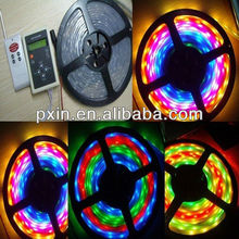 2015 IP65 RGB LED 5050 Strip/Crystal Multicolor hl1606 LED Strip
