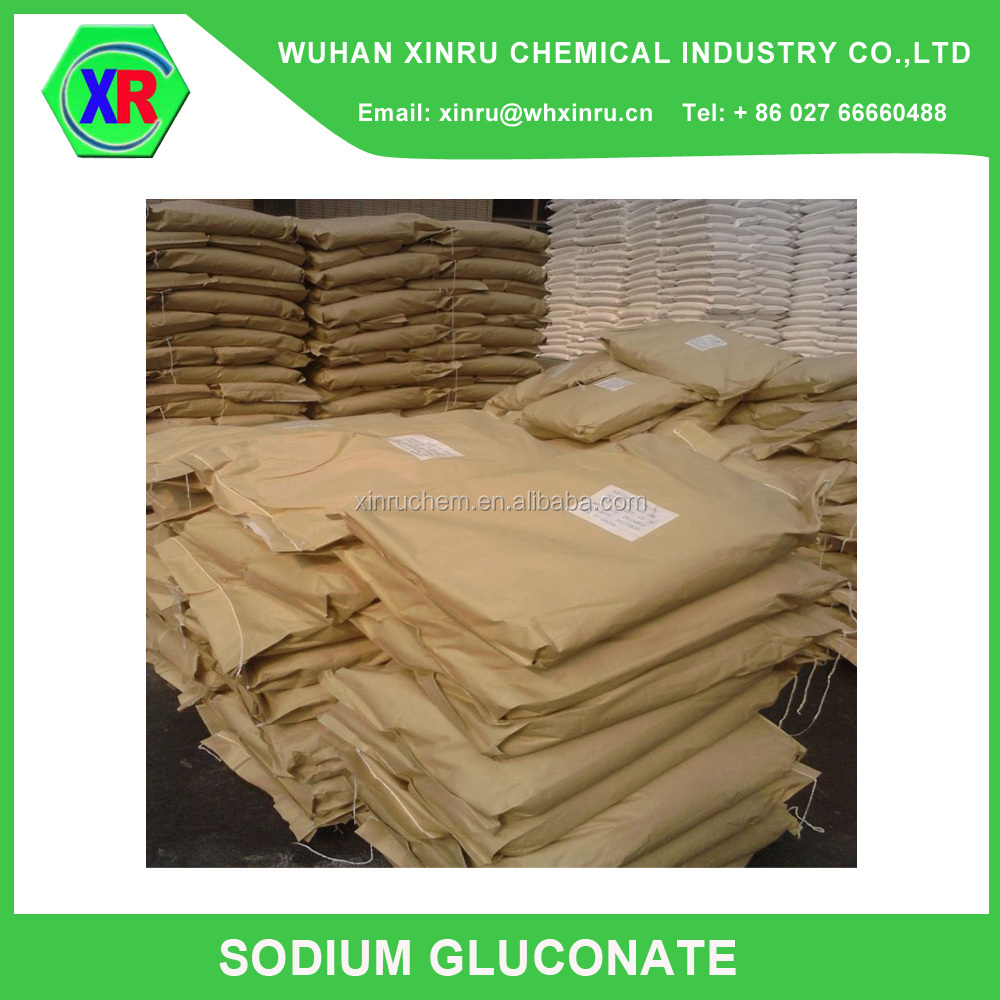 good price retarder agent sodium gluconate use in concrete and cemant
