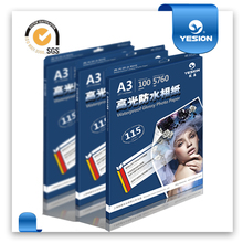 High Quality 115gsm-260gsm A4 Size Glossy/Semi-Glossy Inkjet Photo Paper