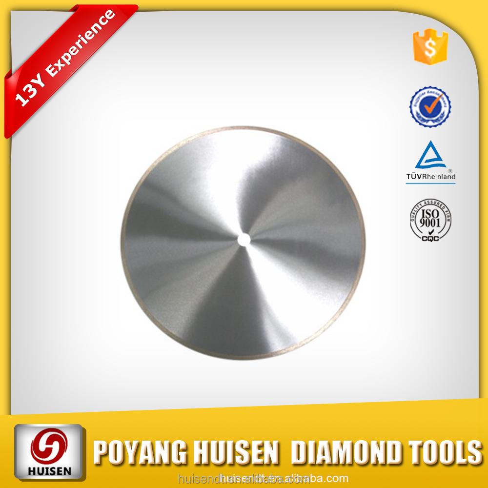 China 18 Diamond Saw Circular Blade For Cutting Stainless Steel