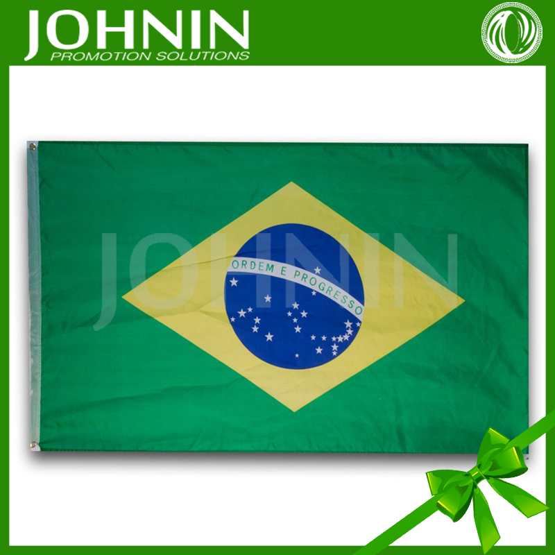 Customing Printing Quality 190T Polyester Nation 3x5 flag