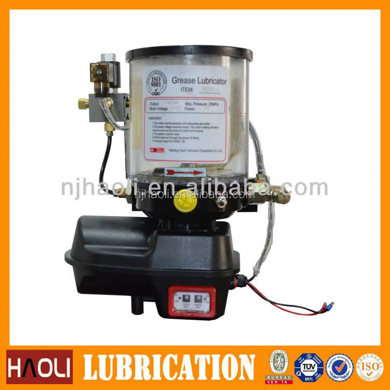 2015 popular automatic grease lubricator for grease pump