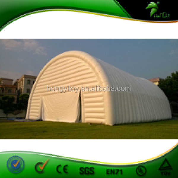 2015 the fashionable design cheap big indoor marquee inflatable white wedding party tents for sale