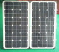 Monocrystalline Silicon 160W Folding Solar Panel for Caravan Boat