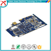 Fast Lead Time Through Hole Machine Tablet PCB Assembly