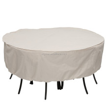 Patio Waterproof Oxford Fabric Dining Table Cover