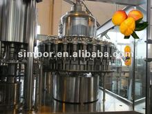 automatic high speed mango juice manufacturing process