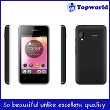 Lowest price 3.5 inch HVGA capacitive touch screen smartphone big speaker big battery good quality phone with android os