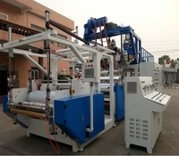 DF-600/1000 Model Two Layer Co-extrusion machine stretch film