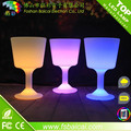 UV resistant PE LED ice bucket with remote controller
